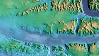 Gleschernetzwerk Grönland
