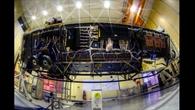 Bau des Radarsateliten PAZ