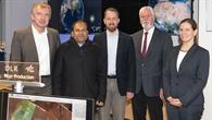 Im Zentrum für Satellitengestützte Kriseninformation (ZKI)