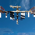 Die Internationale Raumsation ISS