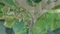 Überflutungsgebiet