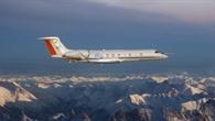 Atmosphärenforschungsflugzeug HALO
