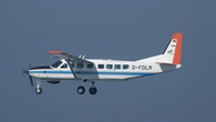 Cessna 208B Grand Caravan im Flug