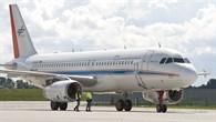 DLR%2dForschungsflugzeug ATRA mit elektrischem Bugrad