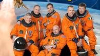 Die Crew des letzten Endeavour%2dFluges (Mission STS%2d134)