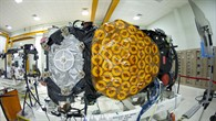 Testing the Galileo satellite