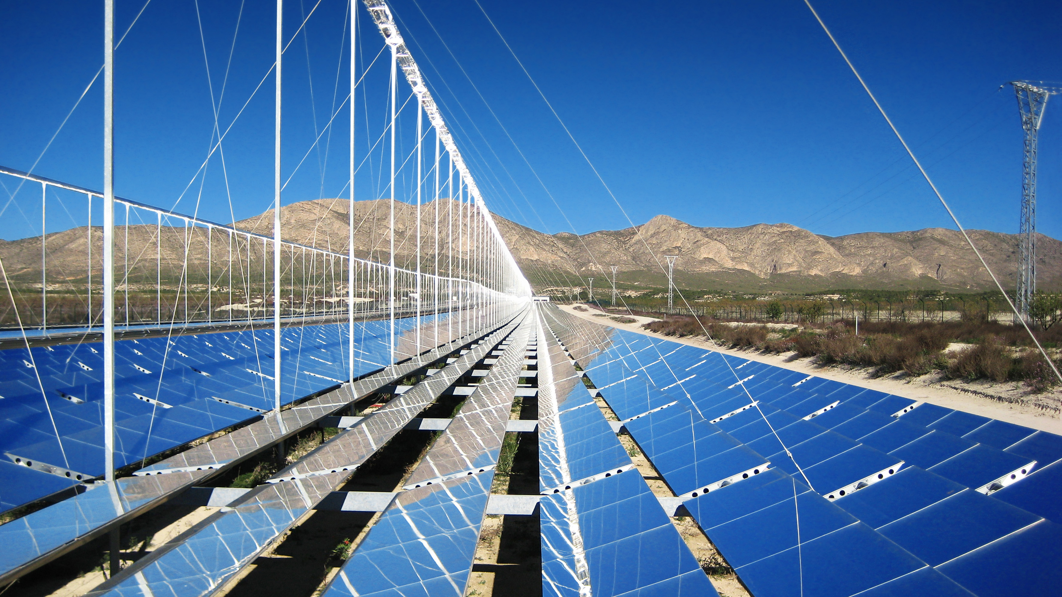 Image Gallery Solar Thermal Power Plants Dlr Portal