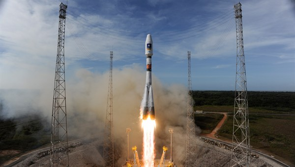 Start der Galileo-Satelliten