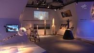 Space Pavilion at ILA 2012