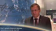 Interview with Johann-Dietrich Wörner at ILA 2012