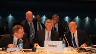 Deutsche Delegation bei der ESA%2dMinisterratskonferenz
