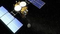 Hayabusa2 mit Asteroidenlander MASCOT