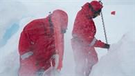 Forscher sammeln Daten über die Schneebedeckung