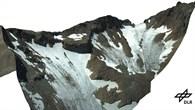 3D%2dModell des Stubaier%2dGletschers in den Alpen