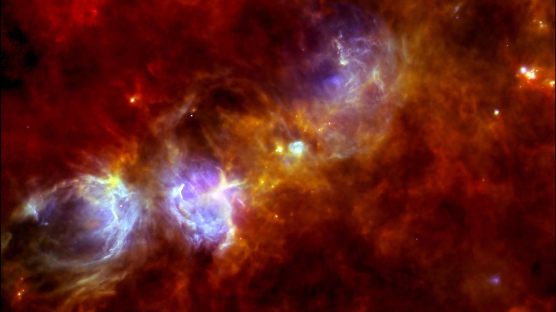 HerschelSterngeburt sn xl Stratospheric Observatory for Infrared Astronomy (SOFIA)