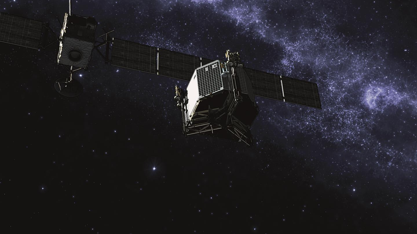 Video: Landing on a Comet – the Rosetta Mission