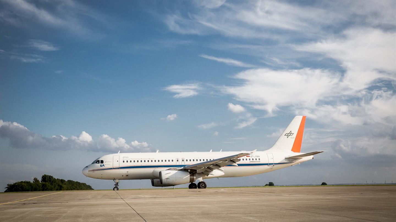 Airbus A320-232 'D-ATRA'
