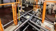 Biaxiale Prüfmaschine im DLR Köln