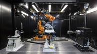 Tapeleger für automatisierte Prozesse in Fertigung