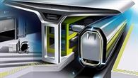 NGT CARGO%2dEinzelwagen und Belademodul für den Nahbereich