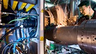 Mikrogasturbine für die dezentrale Energieversorgung