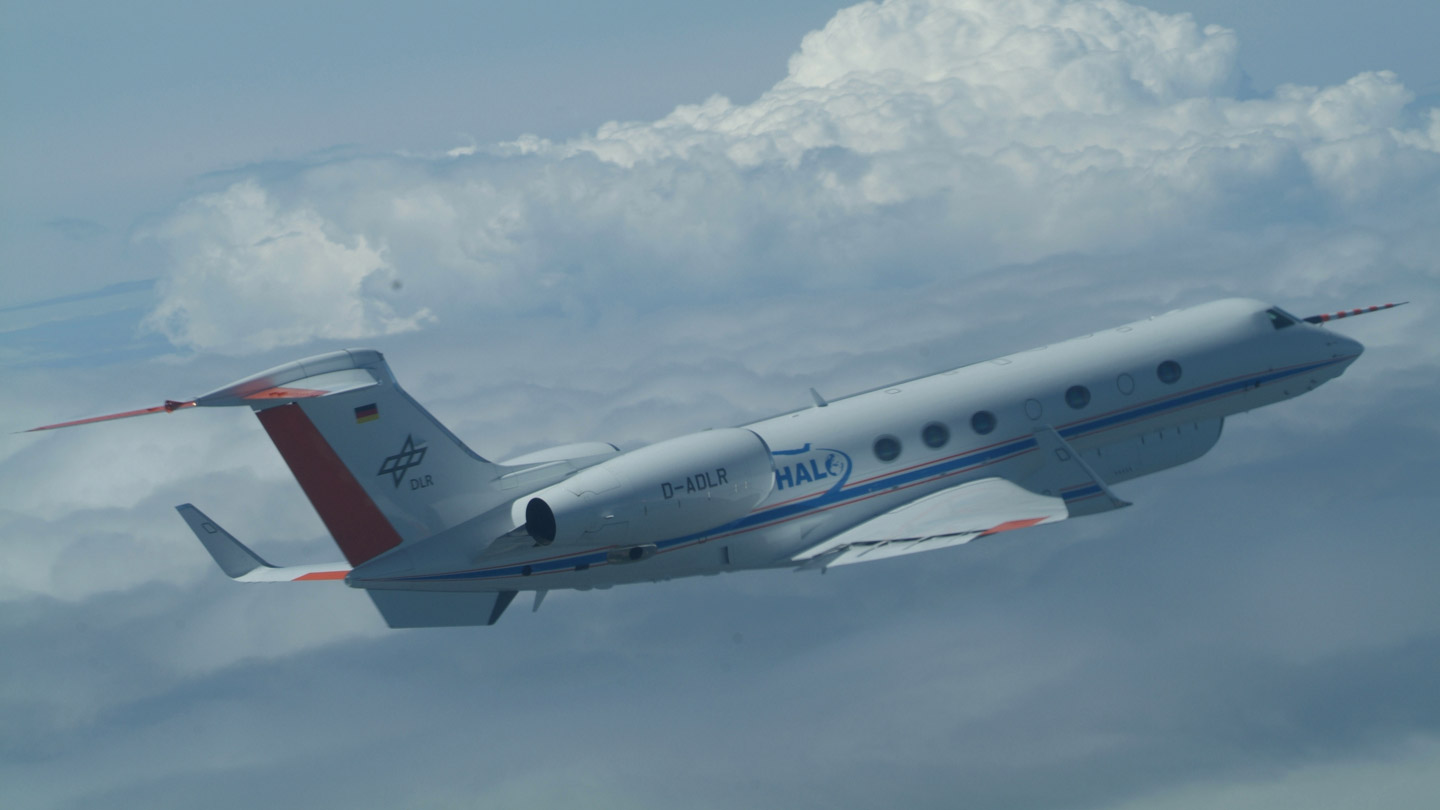 HALO flies to the Caribbean – cloud research for better