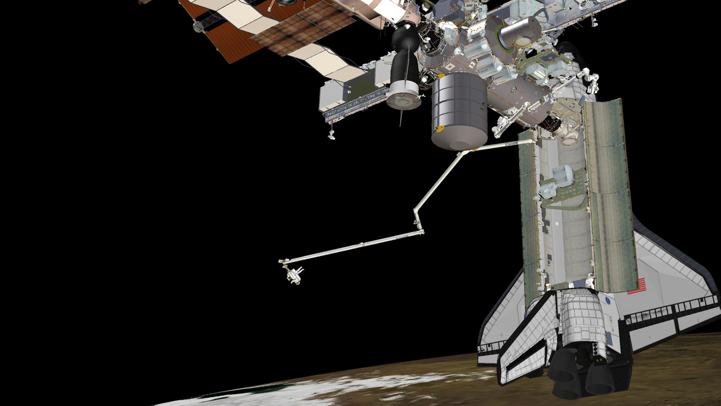 Image gallery: ISS - DLR Portal