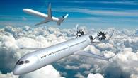 Das Flugzeugkonzept Polaris des zweitplatzierten Teams der Universität Stuttgart