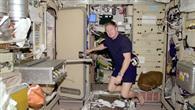 Astronaut William Shepherd
