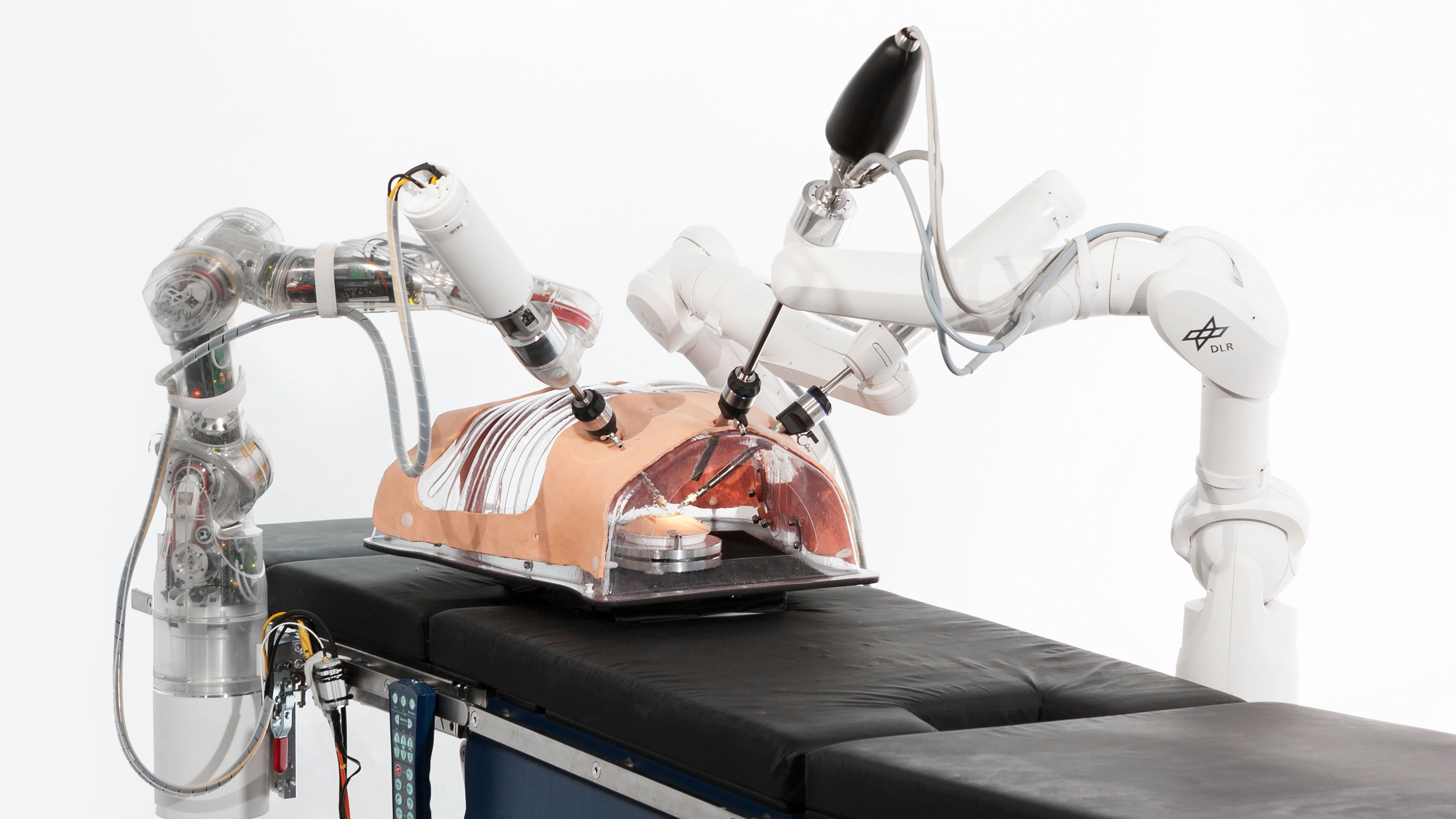 Use Of Robot For Medical And