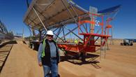 Solarkraftwerksexperte Michael Geyer