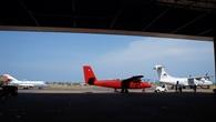 Drei europäische Forschungsflugzeuge in Togo