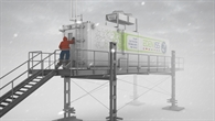 EDEN ISS%2dGewächshaus am Südpol