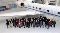 Das Forschungsflugzeug HALO