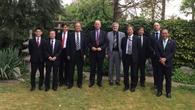 "Japanischer Industrieverband ""Keidanren"" in Bonn"