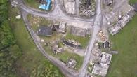 Lagebild der Katastrophenübung