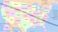 Sonnenfinsternis in den USA