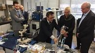 AIST Lithium Iron Batterie Laboratorium