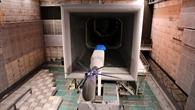 Das DLR testete im Windkanal aktive Rotorsteuerungstechnologien am Fünfblattrotor