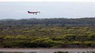 SAGITTA hebt zum Erstflug ab