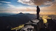 Die Faszination der Berge.