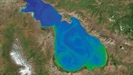 Chlorophyll%2dKonzentration im Kaukasus