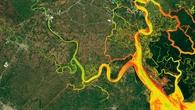 Ansicht des World Water Quality Portals