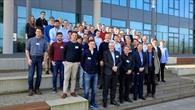 Teilnehmer beim Auftakt der DLR/NASA%2dDesignChallenge