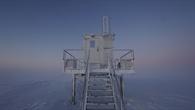 Das Gewächshaus EDEN%2dISS trotzt den antarktischen Bedingungen
