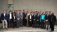 Gruppenbild zum Siegersymposium der DLR/NASA%2dDesignChallenge 2018