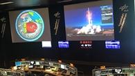 Start Falcon 9 mit Eu:CROPIS%2dSatellit an Bord