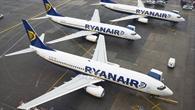 Boeing 737 der Fluggesellschaft Ryanair