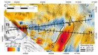 TanDEM%2dX%2dDaten des Thwaites Gletscher