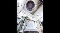 Testkammer der Vertikalen Messstrecke Köln